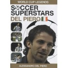 World Cup Legends-Soccer Superstars-Alessandro Del Piero