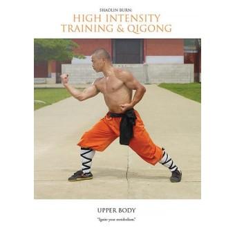 Shaolin Burn High Intensity Training And Qigong Upper Body by Sifu Yan Lei