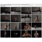 Shaolin Warrior Fighting Punches and Kicks Volume 1 by Sifu Yan Lei