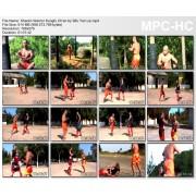 Shaolin Warrior Kungfu Ch'an by Sifu Yan Lei