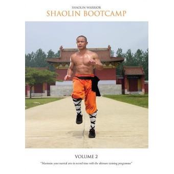 Shaolin Warrior Shaolin Bootcamp Volume 2 by Sifu Yan Lei