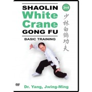 Shaolin White Crane Kung Fu Basic Training Courses 3 and 4 by Yang Jwing Ming