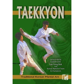 Taekkyon-Traditional Korean Martial Art-Lee Yong-Bok