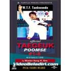 Taekwondo Taegeuk Poomse Official 1-8-Sang H Kim