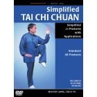 Simplified Tai Chi Chuan With Applications-Master Shou Yu Liang-YMAA