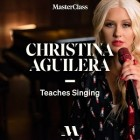 Christina Aguilera Teaches Singing