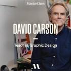 David Carson Teaches Graphic Design