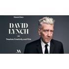 David Lynch Teaches Creativity and Film