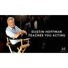 Dustin Hoffman Teaches Acting