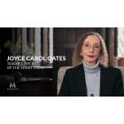 Joyce Carol Oates Teaches the Art of the Short Story