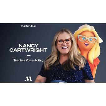 Nancy Cartwright Teaches Voice Acting