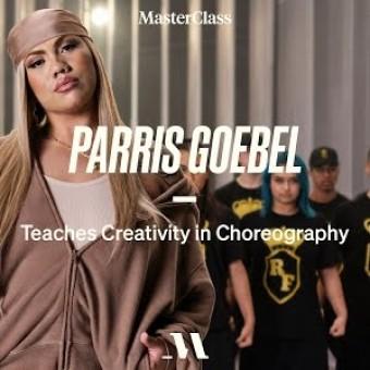 Parris Goebel Teaches Creativity in Choreography