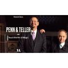Penn and Teller Teaches The Art of Magic
