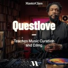 Questlove Teaches Music Curation and DJing