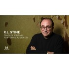 R.L. Stine Teaches Writing For Young Audiences
