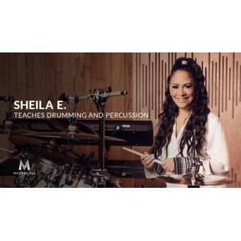 Sheila E. Teaches Drumming and Percussion