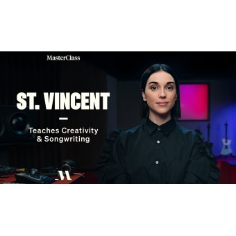 St. Vincent Teaches Creativity and Songwriting
