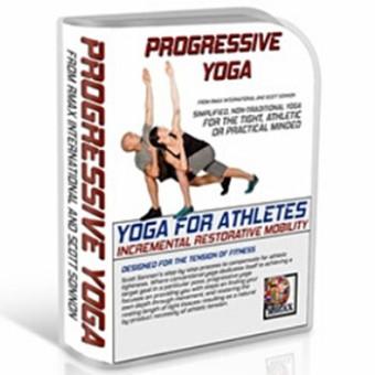 Progressive Yoga by Scott Sonnon
