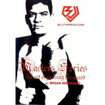 Art of Passing the Guard NoGi-Rigan Machado