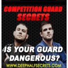 BJJ Competition Guard Secrets-Roberto Cyborg Abreu and Jake Mackenzie