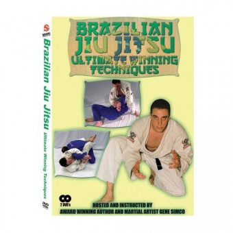 Brazilian Jiu Jitsu Ultimate Winning Techniques