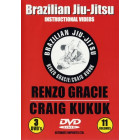 Brazilian Jiu-Jitsu Instructional-Renzo Gracie and Craig Kukuk