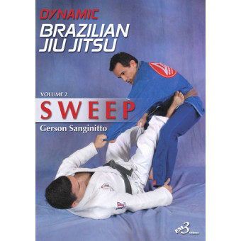 Dynamic Brazilian Jiu-jitsu: Sweeps-Gerson Sanginitto