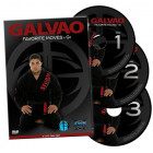 Favorite Moves-GI 3 DVD Set-Andre Galvao
