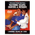 Mastering Escapes, Counters, and Defenses-Daniel Moraes