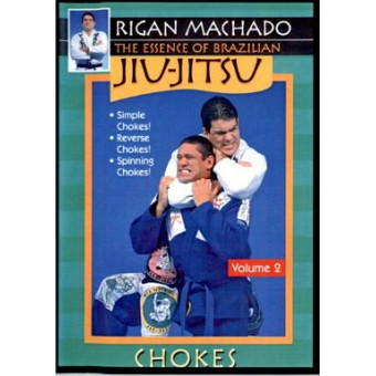 The Essence of BJJ-Chokes-Rigan Machado