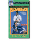 The Essence of BJJ-Leg Locks-Rigan Machado