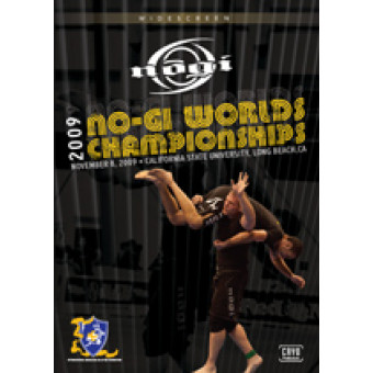 2009 NoGi World Championships 2 DVD Set