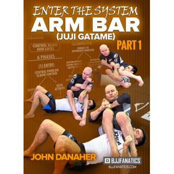 Arm Bar-Juji Gatame-Enter The System Part 1-John Danaher