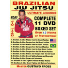 Brazilian Jiu Jitsu Ultimate Lessons 11DVD SET-Gustavo Froes