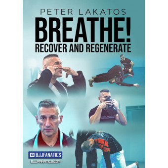 Breathe Recover and Regenerate by Peter Lakatos