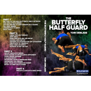 The Butterfly Half Guard 3 DVD Set-Tom Deblass