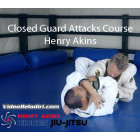 Closed Guard Attacks Course by Henry Akins
