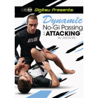 Dynamic No Gi Passing and Attacking by Jason Rau