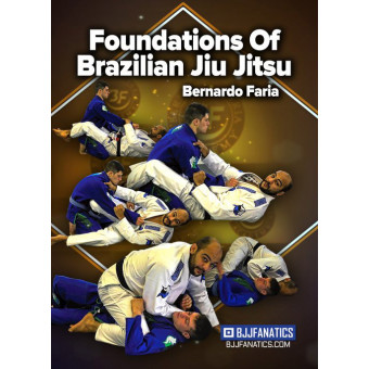 Foundations of Brazilian Jiu Jitsu 6 Volume-Bernardo Faria