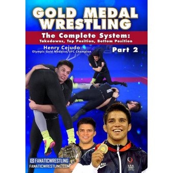 Gold Medal Wrestling Part 2-Henry Cejudo