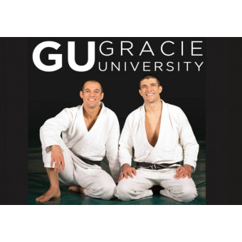 Gracie University Blue Belt Stripe 2 Course by Ryron and Rener Gracie