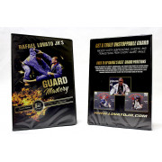 Guard Mastery 5 DVD set-Rafael Lovato Jr