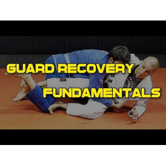 Guard Recovery Fundamentals BJJ Online Course-Gustavo Gasperin