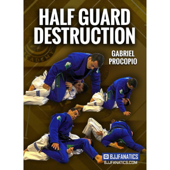 Half Guard Destruction by Gabriel Procopio