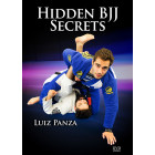 Hidden BJJ Secrets-Luiz Panza 4 DVD Set