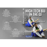 High Tech BJJ In The Gi-Tom Deblass
