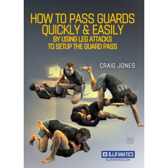 How to Pass Guards Quickly and Easily-Craig Jones