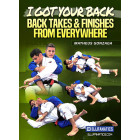 I Got Your Back: Back Takes And Finishes From Everywhere by Matheus Gonzaga