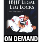 IBJJF Legal Leg Locks-Jose Luis Varella
