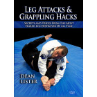 Leg Attacks and Grappling Hacks-Dean Lister